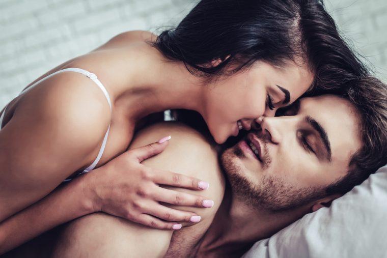 make a man go crazy in bed