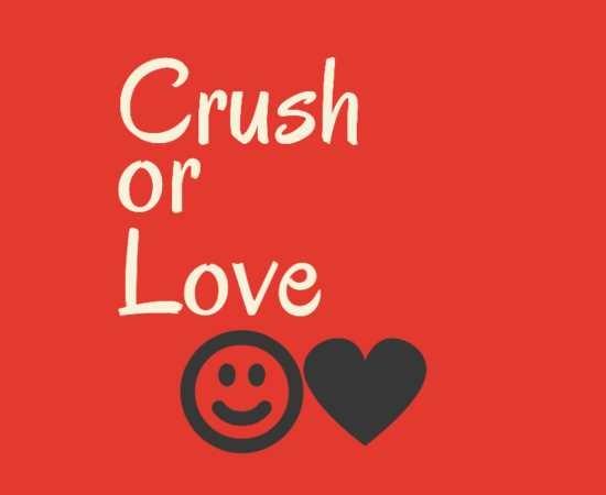 confession for crush